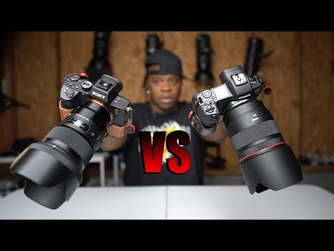 Sony A7lll vs Canon EOS R  FW 1.4.  Are you KIDDING ME?
