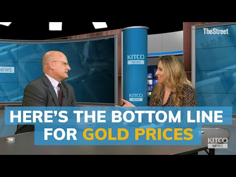 Bloomberg's McGlone says gold price is alive and well, talks bitcoin's six-month low
