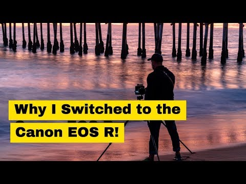 Why I Switched to the Canon EOS R