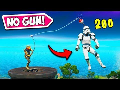 *200IQ* FISHING ROD PLAY!! – Fortnite Funny Fails and WTF Moments! #752