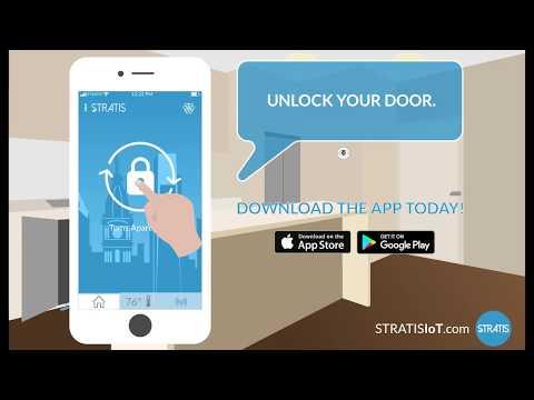 STRATIS – App Walkthrough