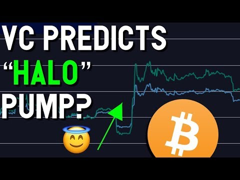 """Top crypto VC predicts Bitcoin """"halo"""" pump & shares approach to investments 