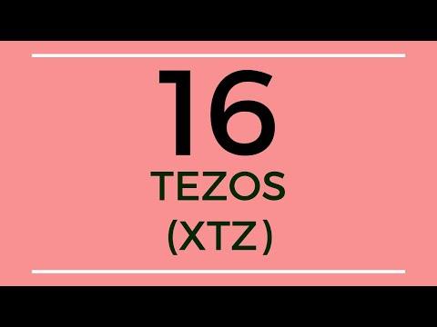Tezos XTZ Technical Analysis (26 Nov 2019)