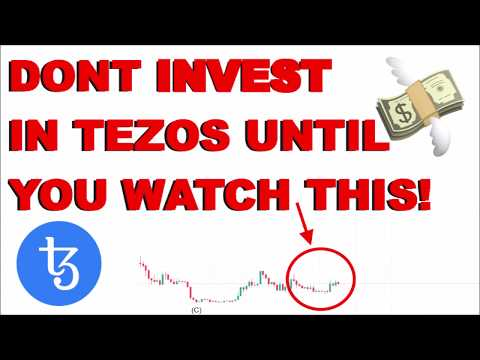 Don't Buy Tezos Until You Watch This Video!