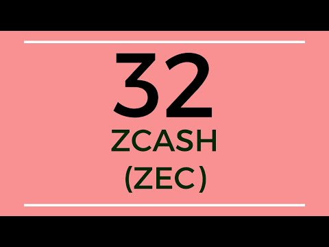 Zcash ZEC Technical Analysis (27 Nov 2019)