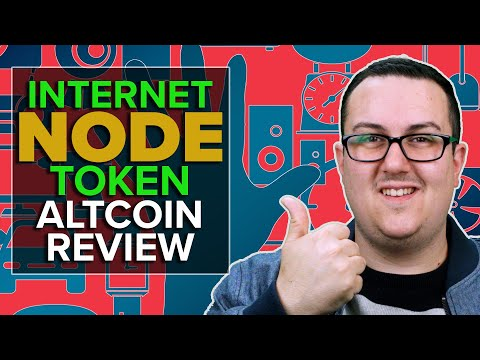 Internet Node Token $INT Review – IOTA's Team Should Be Worried About It!!!