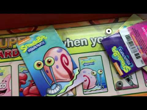Dave & Busters Arcade – Spongebob Coin Pusher – OMG A Gary!