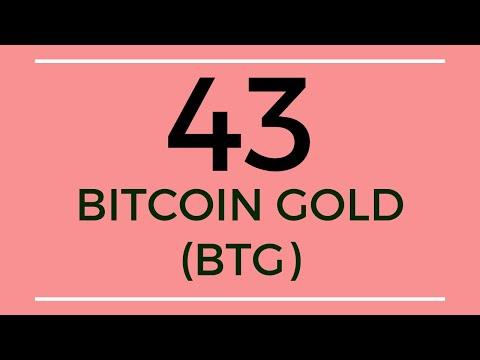 Bitcoin Gold BTG Technical Analysis (28 Nov 2019)
