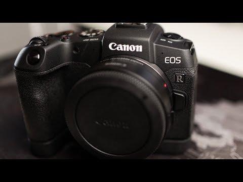 Canon EOS RP real world test THIS AUTOFOCUS is INSANE