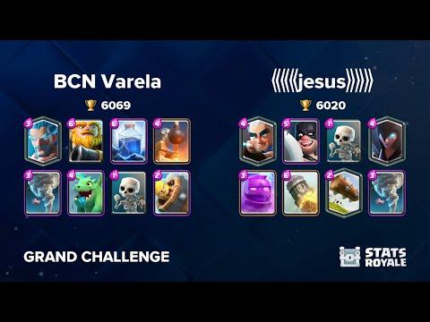 BCN Varela vs 《《《jesus》》》 [GRAND CHALLENGE]