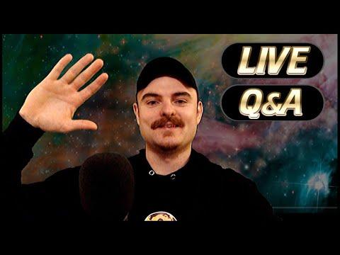 LIVE Q&A – Bitcoin, EOS, Ethereum, Dapps & More!