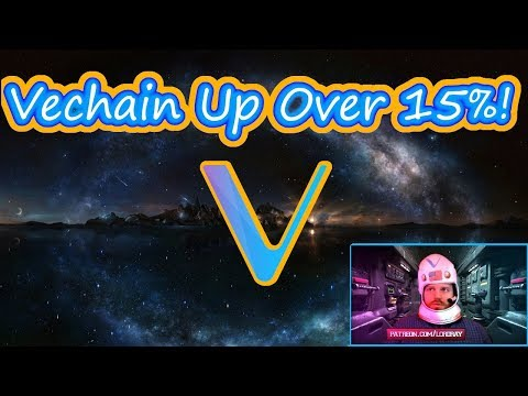 VeChain is Up 15%! How Can We Trade VET? Crypto Technical Analysis