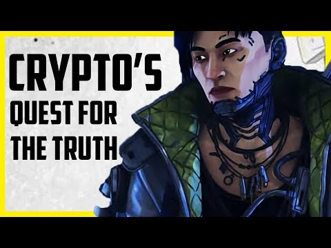 Crypto's Search For Truth Reveals The Sinister Side of Apex Games' Creators – Apex Legends Lore
