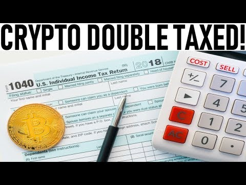 CRYPTO DOUBLE TAXED! – YOU WON'T BELIEVE WHAT THE IRS WANTS NOW! – LITECOIN HEADED TO ZERO? WTF?!