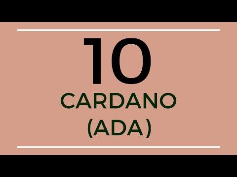 Cardano ADA Price Prediction (2 Dec 2019)