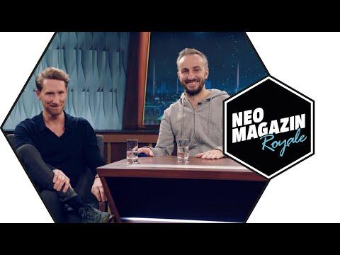 Louis Klamroth zu Gast im Neo Magazin Royale mit Jan Böhmermann – ZDFneo