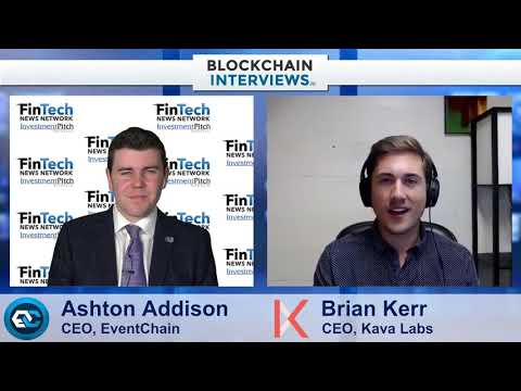 Blockchain Interviews – Brian Kerr, CEO of Kava Labs