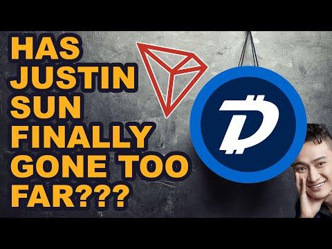 Justin Sun VS Digibyte | We Now Have a Bitcoin Senator (Bitcoin News 2019)