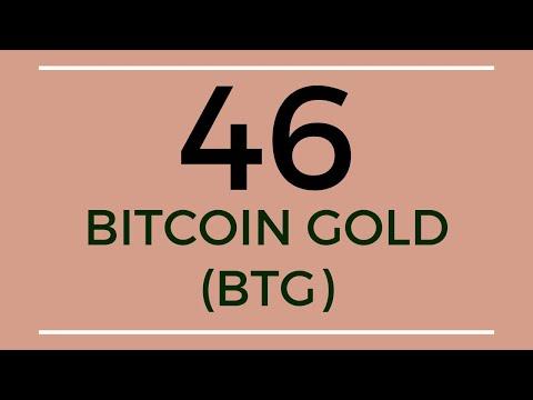 Bitcoin Gold BTG Price Prediction (6 Dec 2019)
