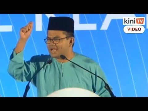 """""""Aku nak 30 orang hardcore"""" – Akmal bongkar bukti ada sabotaj Kongres PKR"""
