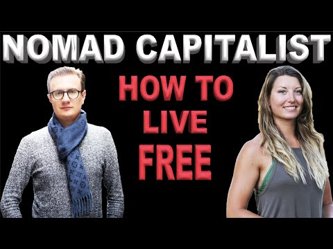 How to Live Free: Crypto Tips Interviews Andrew Henderson of Nomad Capitalist