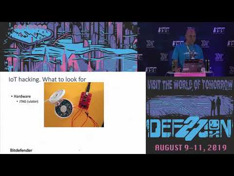 DEF CON 27 IoT Village – Alex Jay Balan – Next gen IoT Botnets 3 moar ownage
