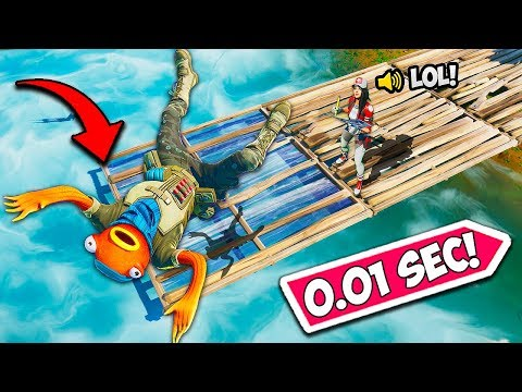 *LUCKIEST* ACCIDENTAL ELIM OF ALL TIME!! – Fortnite Funny Fails and WTF Moments! #765