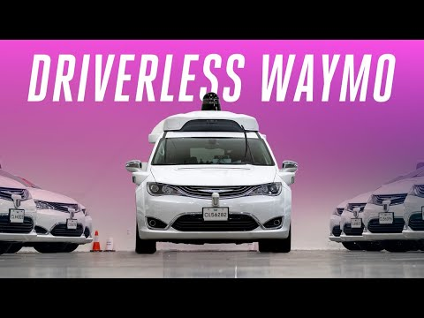 Waymo's driverless car: ghost-riding in the back seat