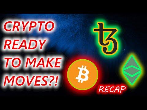 BITCOIN (BTC) : $8200 or $6800? Tezos (XTZ) Breakout, and ETC Move Coming. Crypto Technical Analysis