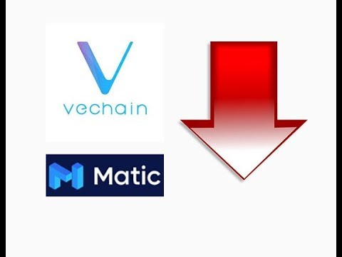 Vechain(VET) and MATIC dump, why? TRON acquires STEEMIT