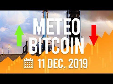 La Météo Bitcoin FR – 11 décembre 2019 – Analyse Crypto Fanta