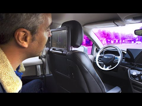 I took a ride in Waymo's fully driverless car