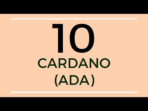 Cardano ADA Technical Analysis (9 Dec 2019)