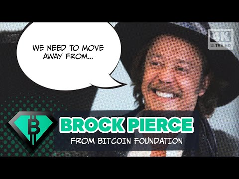 Brock Pierce – EOS / Blockone: Gaming, Killer DApps, Roubini & Bitcoin SV