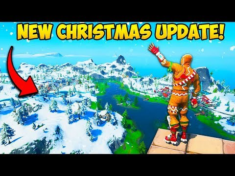 *NEW* CHRISTMAS EVENT IS HERE!! – Fortnite Funny Fails and WTF Moments! #769