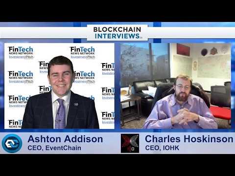 Blockchain Interviews – Charles Hoskinson, CEO of IOHK and Cardano