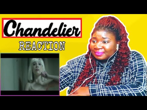 NIGERIAN REACTION TO Sia – Chandelier (Official Music Video)