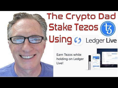 Staking Tezos Directly in your Ledger Nano Hardware Wallet Using Ledger Live