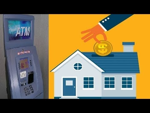 Americans Are Back To Using Their Home Prices As ATMs: Most Cash Pulled Out in 12 Years!