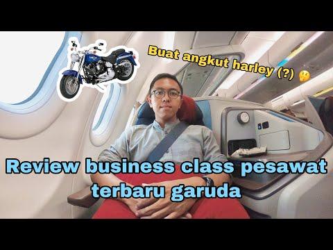 BUSINESS CLASS TERBARU GARUDA INDONESIA A330-900 NEO! BALI TO JAKARTA WITH PK-GHE