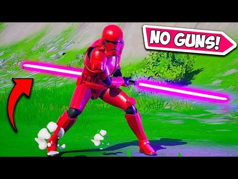 *INSANE* LIGHTSABER ONLY CHALLENGE!! – Fortnite Funny Fails and WTF Moments! #773