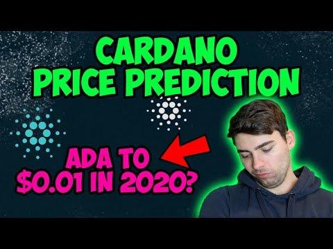 Cardano [ADA] Price Prediction 2020!