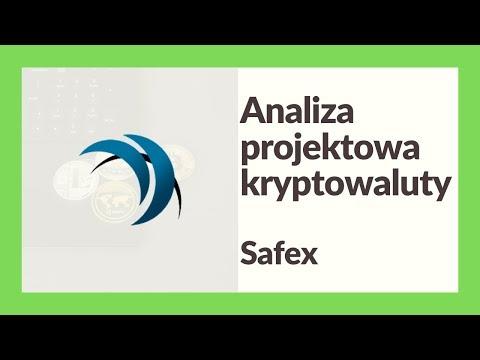 067. Analiza projektu Safex #001