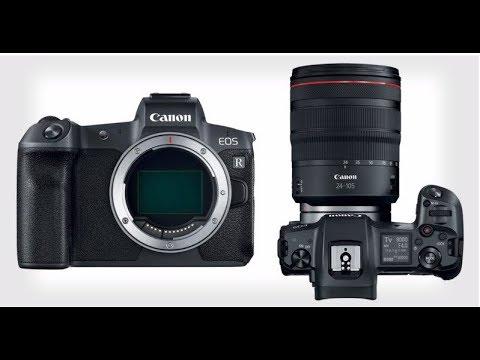 Canon EOS R Mark II & High MP EOS-R to battle Sony full Frame