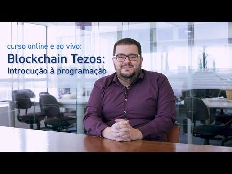Blockchain Tezos | Curso online em tempo real