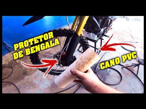 PROTETOR DE BENGALA PARA STX 200 COM CANO DE PVC – TGS NA TRILHA