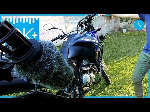 Sonido de Yamaha XTZ Tenere 250 – Motor y Escape/Exhaust