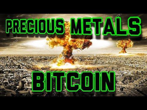 Armageddon! Gold, Silver or Bitcoin?