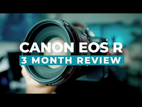 Canon EOS R Review from a 1Dx mkii Shooter: 3 Month Real World Review