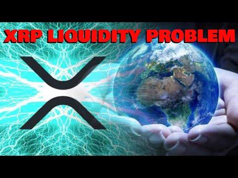 XRP Liquidity WAY TOO LOW For Adoption